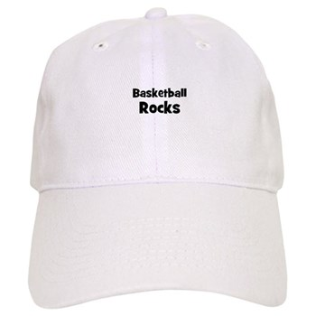 BASKETBALL Rocks Cap