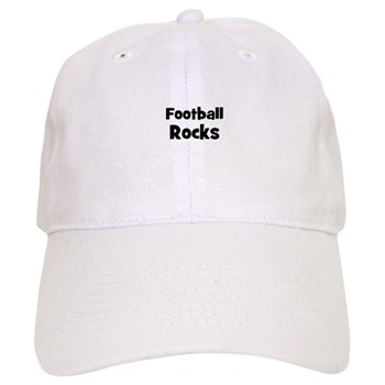 FOOTBALL Rocks Cap