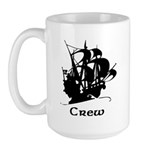 You're a member of the crew. Great for pirate sailors of any era.
