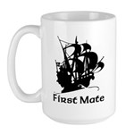 First Mate. Watch yourself, First Mate is no one to mess with.