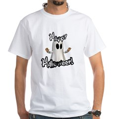 Ghostly Halloween T-shirts, Clothes & Gifts