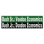 Doodoo Economics Bumper Sticker