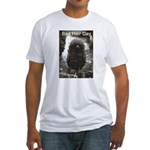 Bad Hair Day Fitted T-Shirt