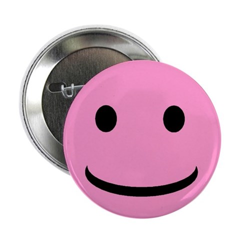 Fight Breast Cancer Button Breast cancer 2.25 Button by CafePress