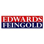 Edwards-Feingold 2008 bumper sticker