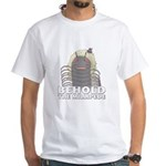 Millipede White T-Shirt
