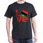 African American Love T-Shirt
