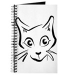 Squiggle Cat 01 Journal