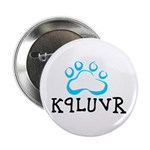 "K9LUVR 2.25"" Button (100 pack)"