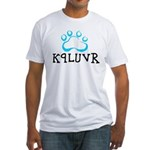 K9LUVR Fitted T-Shirt