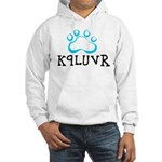 K9LUVR Hooded Sweatshirt