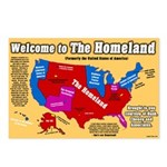 Homeland Postcards (Package of 8)