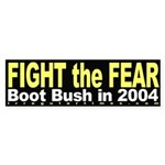 Fight the Fear Sticker (Bumper)