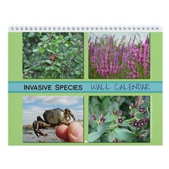 2007 Invasive Species Wall Calendar