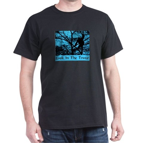 Bigfoot  Bigfoot Dark T-Shirt by CafePress