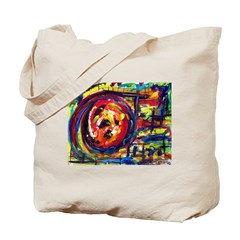 Abstract Philosophy Tote Bag