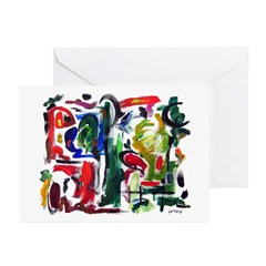 Typical Day Greeting Cards (Pk of 10)