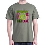 Every Lane Is A Bike Lane T-Shirt