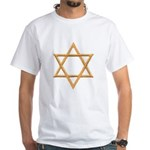 Star of David for Passover White T-Shirt