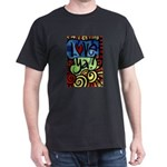 Love You Doodle Pattern T-Shirt