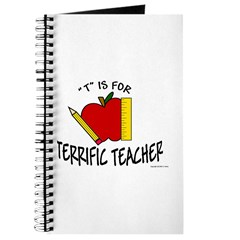 Terrific Teacher Journal