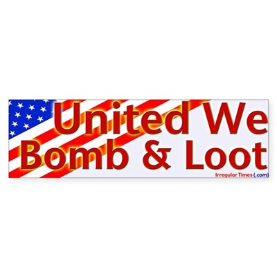 United We Bomb and Loot
