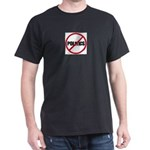 No/Anti Politics Libertarian Anarchist T-Shirt
