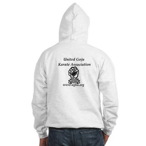 Goju   Hooded Sweatshirt by CafePress