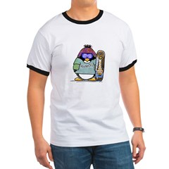 Penguin Boarder T-shirt