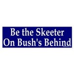 Be the Skeeter Sticker (Bumper)