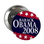 Barack Obama 2008 Button