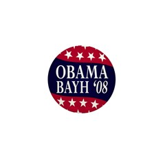 Obama-Bayh 08 Mini Button
