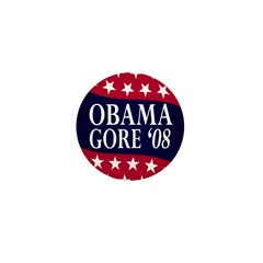 Obama-Gore '08 Mini Button (10 pack)