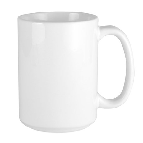 Piano/Keyboard Large Mug