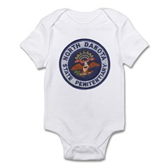 North Dakota Prison Infant Bodysuit