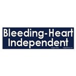 Bleeding-Heart Independent Sticker (Bump