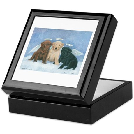 Angel Labbies Keepsake Box