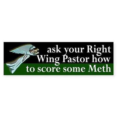 Ask Your Pastor How to Score (bumper sticker)