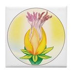 Seventh Chakra Tile Coaster