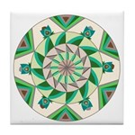 Fourth Chakra Tile Coaster