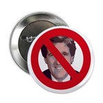 Say No to John Kerry Button