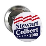 Stewart / Colbert Button (100 pack)