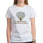 Prostate Cancer Brother Women's T-Shirt