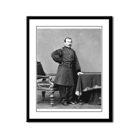 General Phil Sheridan Framed Panel Print