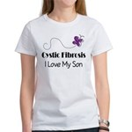 Son Cystic Fibrosis Support Women's T-Shirt