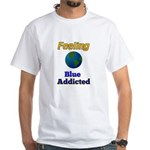 Blue Addicted T-Shirt