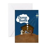 Baby Jesus Says Dump Bush (Six Cards)