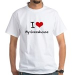 I Love My Greenhouse T-Shirt