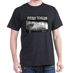 Vet Tech Rads Dark T-Shirt