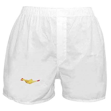 Rubber Chicken Boxer Shorts